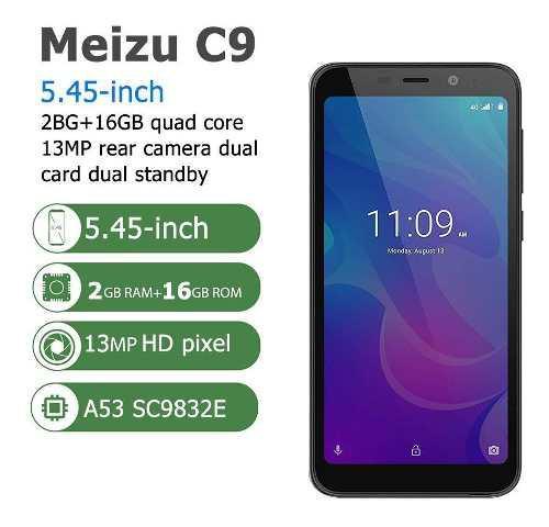Meizu C9 16gb/2gb Nuevo Sellado