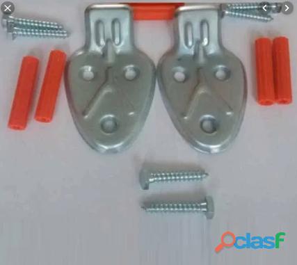 Kit de uñas galvanizadas
