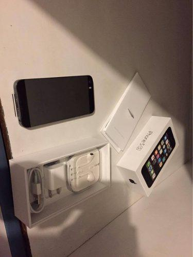 Vendo iphone 5s nuevo con todos sus accesorios liberado