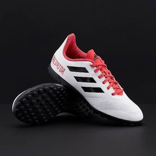 Zapatillas adidas predator 18.4 tfj niños - nuevo, original