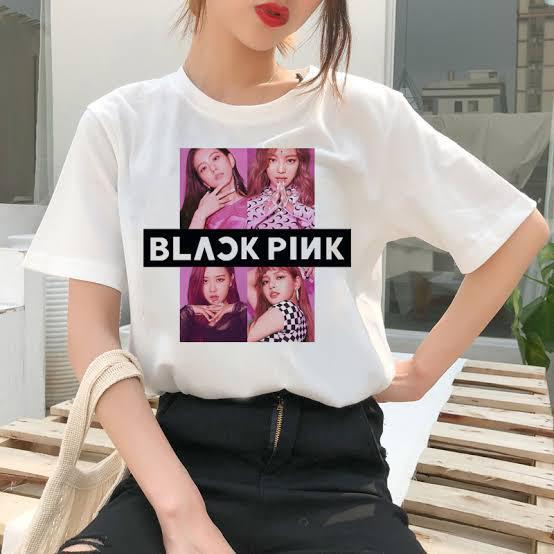 polos con modelos especiales de grupos de k-pop!! en