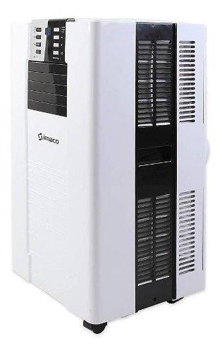 Aire acondicionado portátil 14000 btu ac1416 imaco garant