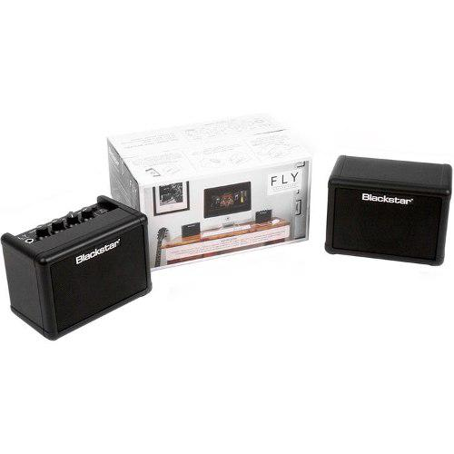 Amplificador guitarra blackstar fly 3 stereo pack fly 103