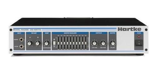 Amplificador hartke ha2500 - bass amplifier