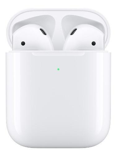 Audífonos AirPods 2 Mrxj2am/a Con Wireless Charging Case