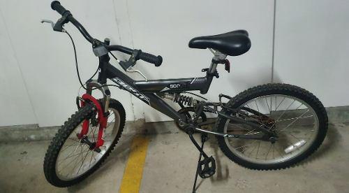 Best bicicleta scout aro 20 para niño - gris