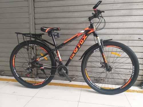 Bicicleta aro 29 montañera nuevo firefox