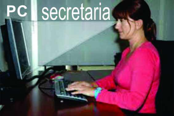 Curso computación para secretarias adultos o niños,