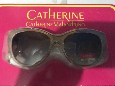 Lentes De Sol Catherine Malandrino 100% Uv Protección Usa