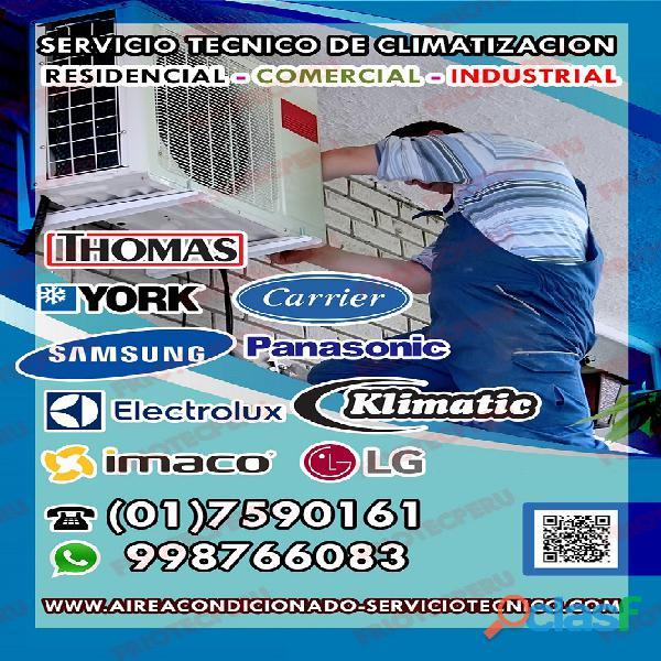 AIRE ACONDICIONADO / REPARACIÓN / MANTENIMIENTO / 7590161  7256381 1
