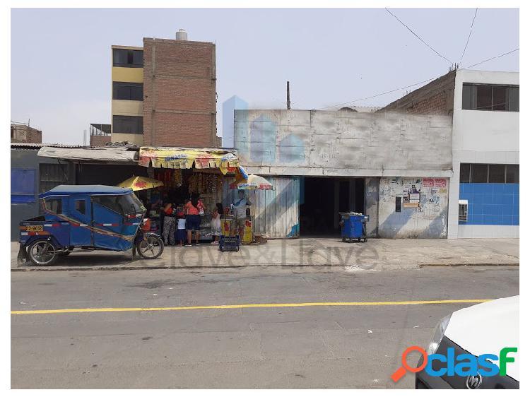 TERRENO RESIDENCIAL EN LOS OLIVOS
