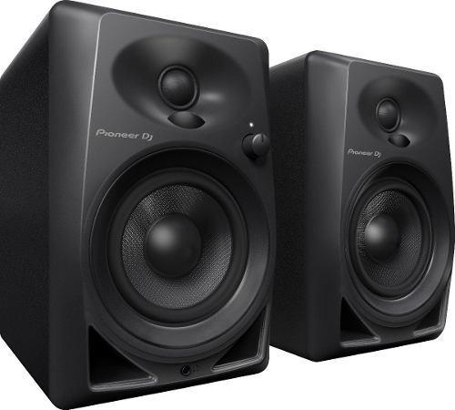 Pioneer dj dm-40 monitor compacto de 4 pulgadas