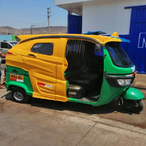 Se vende moto para pasajeros en Lima