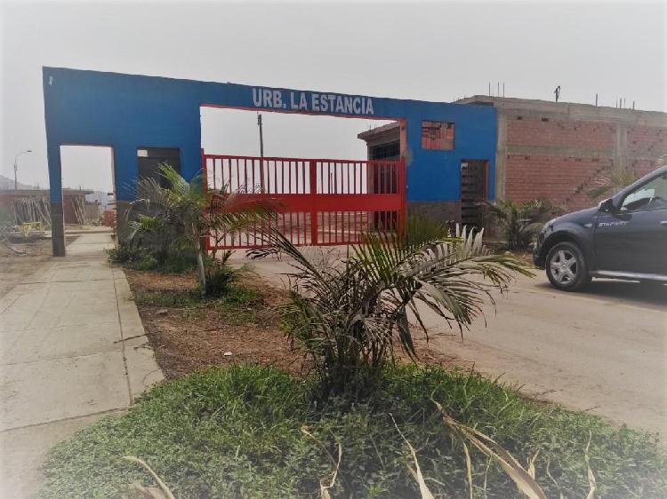 Terreno residencial en venta - la estancia de carabayllo