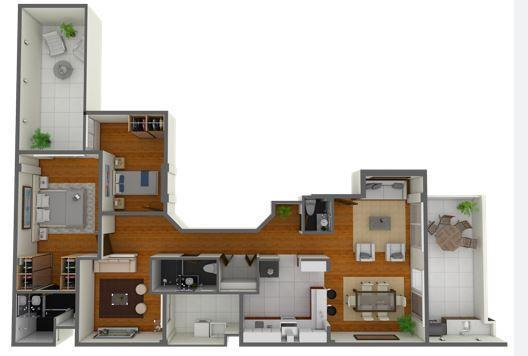 Venta de departamento en magdalena del mar (130.10 m²)