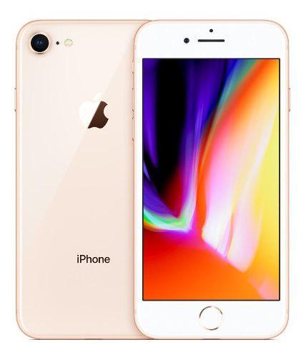 iPhone 8 64gb Gold Libre Seminuevo Accesorios By Sdiva Store