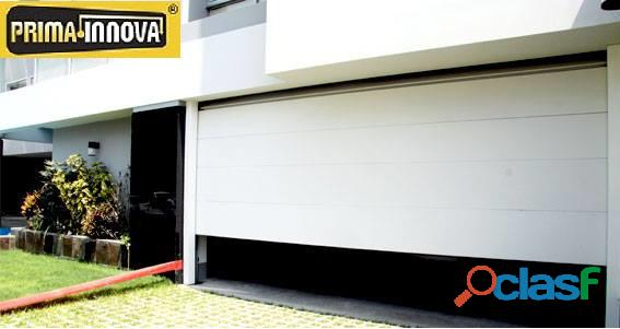 Puertas de Garaje Seccional Lima   Perú 6