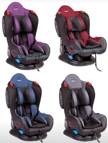 Asiento para auto bebés niña niño conetta ebaby nuevos