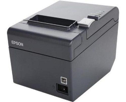 Impresora ticketera termica epson usb lan tm-t20 facturacion