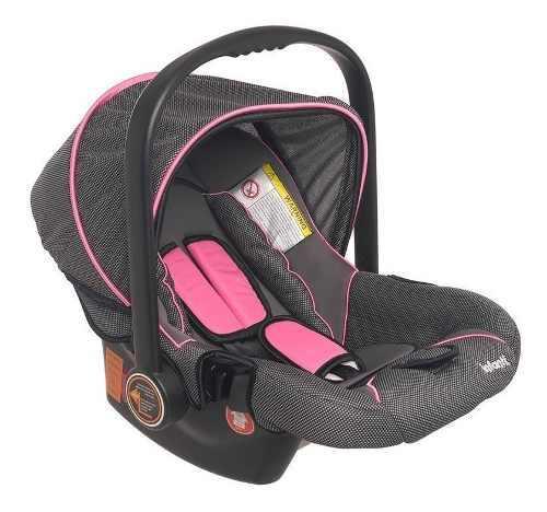 Porte bebe infanti color rosa