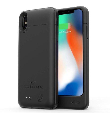 Power case iphone x xs bateria certificada 4000mah zerolemon