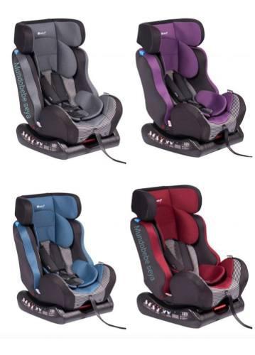 Silla de auto carro fireza ebaby para bebe niña niño