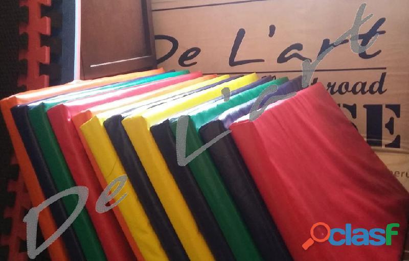 De L ` art Perú, colchonetas Pisos de Goma Eva; 5