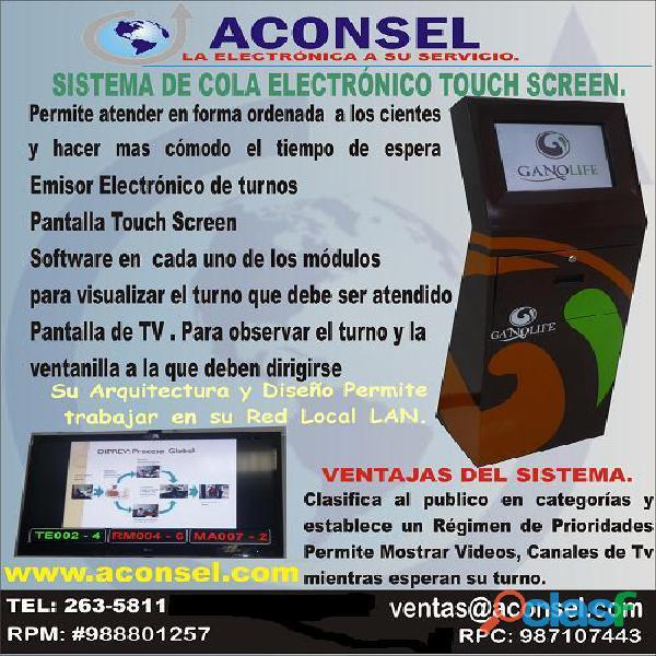 Kiosco Multimedia de Auto Consulta 2