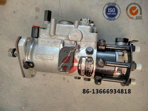 Bomba de inyeccion motor cat c4.4 perkins 9320a851 original