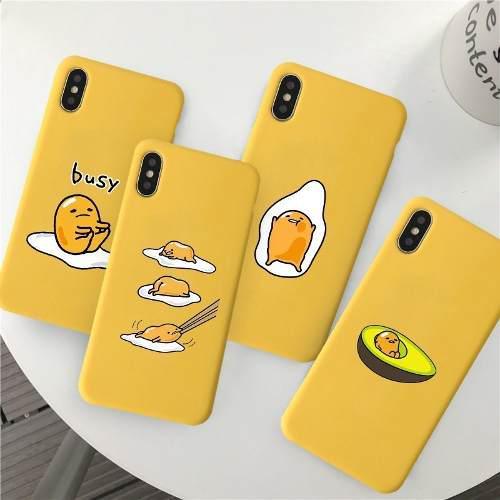 Case iphone 7 carcasa gudetama