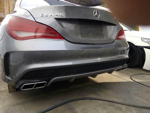 Mercedes cla45 amg en piezas