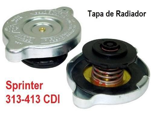 Tapa de radiador sprinter 313-413.#sprinter #mercedesbenz