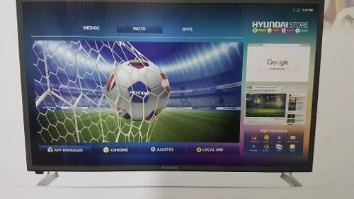 Televisor Hyundai Led 40 Fullhd Smart Tv Hyled4019intm Nuev