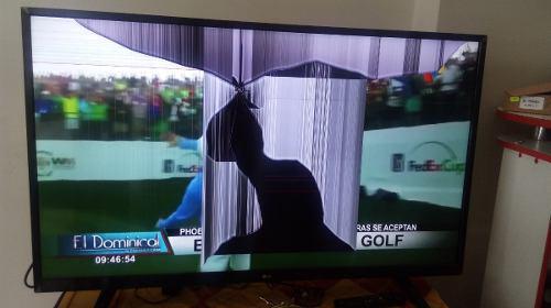 Tv Lg 43 Pulgadas 4k - Uhd Para Navidad