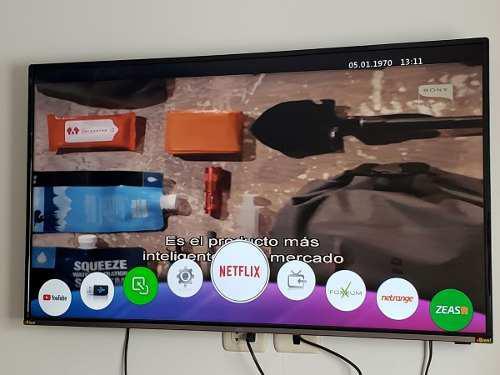 Tv Smart 50 Jvc - Ocasion !