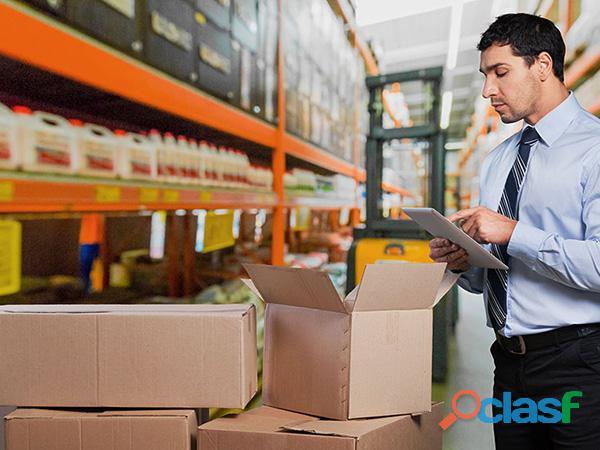 Administración de regímenes aduaneros erca freight