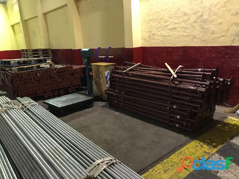 Venta de puntales metalicos nacionales somos fabricantes!!