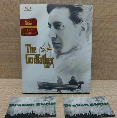 El Padrino 2 Y 3 The Godfather Blu Ray Película Stock