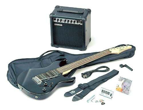 Guitarra eléctrica yamaha erg 121c