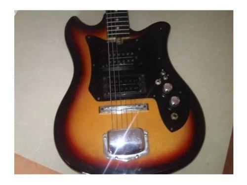 Guitarra electrica vintage 1980 japonesa entrega en caracas