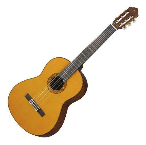 Guitarra Yamaha C80 Clásica Profesional + Garantía