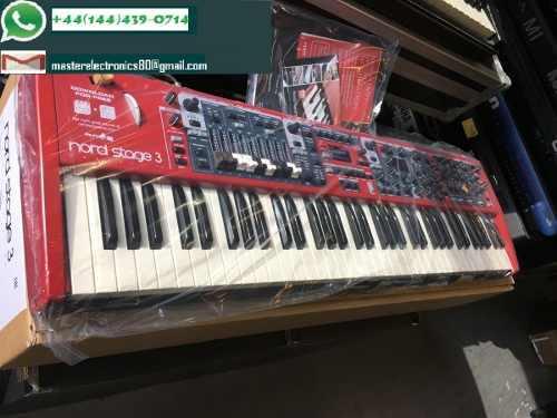 Nord stage 3 teclado con acción de martillo 88 teclas