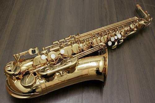 Yamaha alto saxophone yas-475 b03g