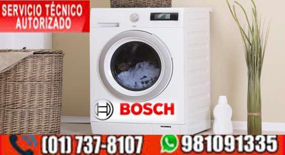 A su hogar! tecnicos especializados en lavadoras bosch