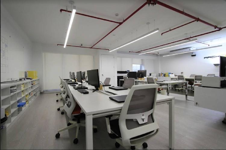 Alquiler de oficina 96 m² en av del ejército, magdalena