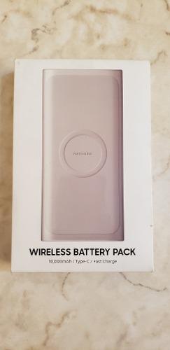 Batería externa 10000 mah, samsung, eb- u1200