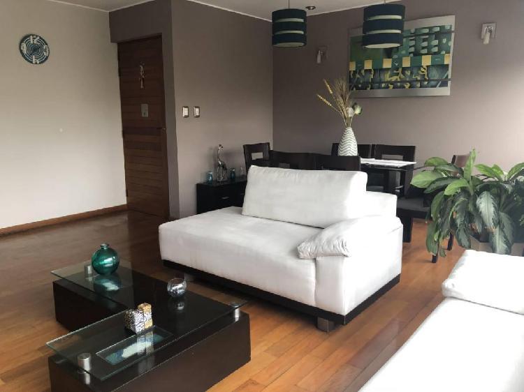 Las gardenias surco amplio departamento segundo piso con