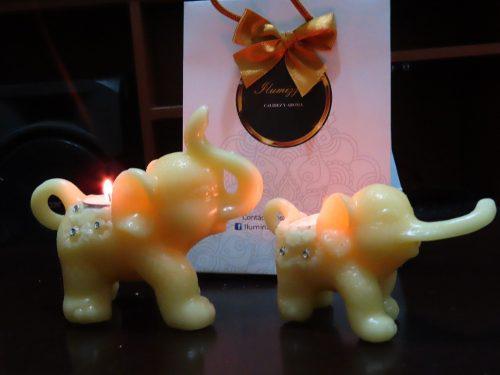 Velas elefantes