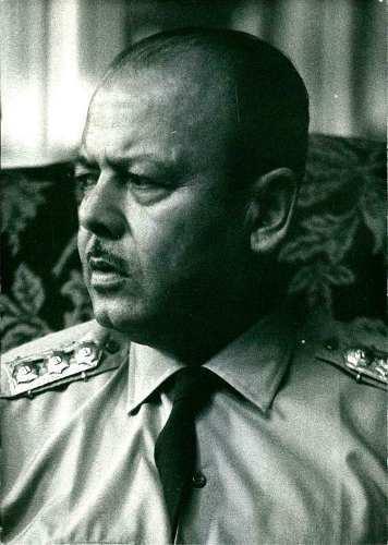 Autentica genuina foto del mayor general juan velasco -1968