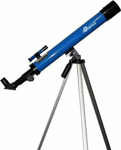 Ioptron 6004iexplore 50aztelescopio Refractor (azul)